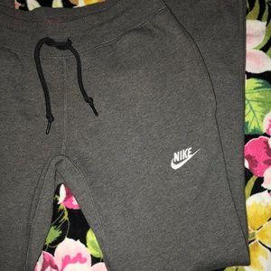 Nike Pants - Nike Men's Fleece Sweatpants Size Small NEW